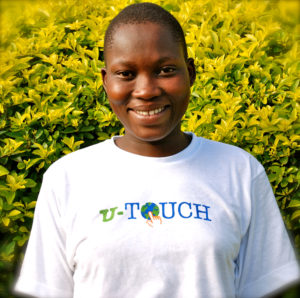 Lamaro Peace - U-TOUCH Sponsored Student
